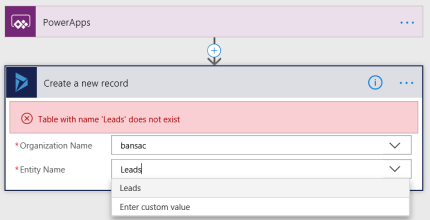 Dynamics 365 – PowerApp + Microsoft Flow (Sample App from scratch