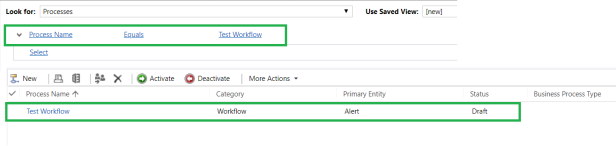 """Error while deactivating workflows """"Should be exactly 1"""