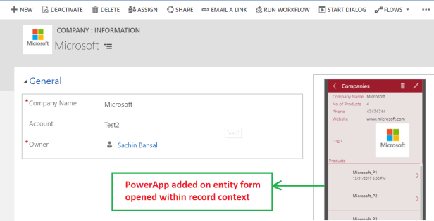 embed microsoft access forms online