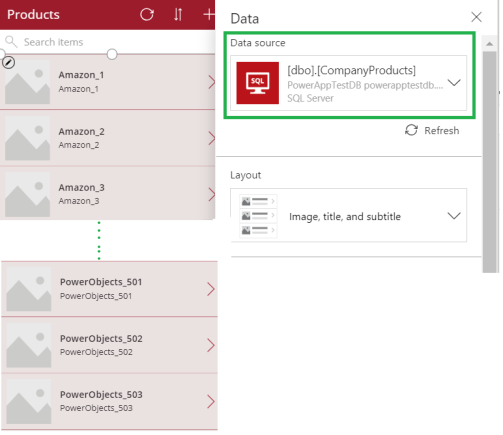 PowerApps – Delegation with example (500 records limit