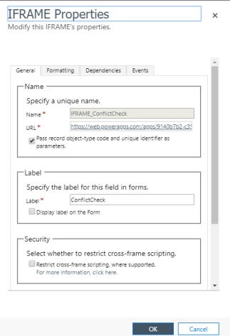 Improving entity forms using embedded PowerApps – Bansal