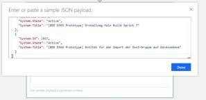 Retrieve Data in PowerApps from Flow – Bansal Blogs