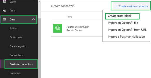 PowerApps – CDS for Apps – Generate Unique GUID using Azure Function